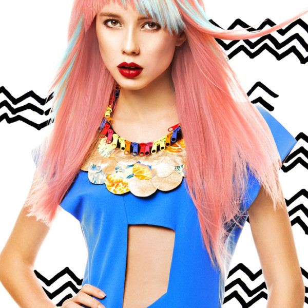 Color Blaze for HAIR TRENDY 1/2016 2